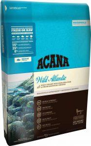 Acana Regionals Wild Atlantic for Cats Packaging
