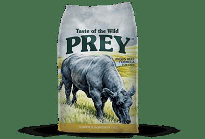Taste Of The Wild Dog Food Reviews >> Taste of the Wild Prey - Angus Beef Limited Ingredient Cat ...