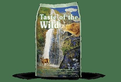 Rocky Mountain Feline Formula Packaging