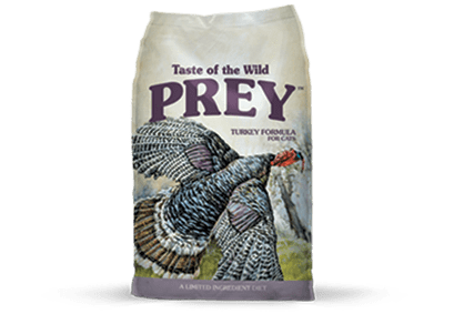Taste of the Wild - Turkey Limited Ingredient Formula Cat Food Packaging