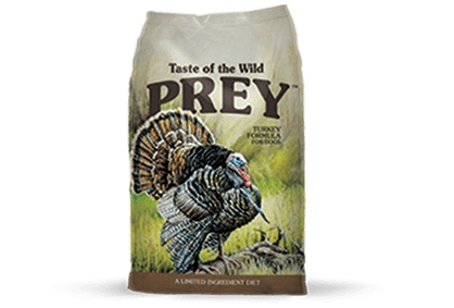 Taste of the Wild - Turkey Limited Ingredient Formula Packaging