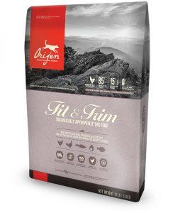 Orijen Fit and Trim Packaging