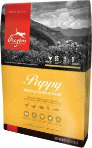 Orijen Puppy Packaging