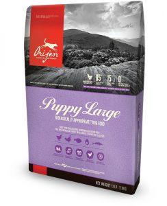 Orijen Puppy Large Packaging