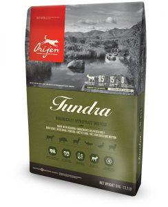 Orijen Tundra Packaging