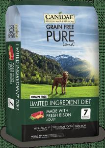 Canidae Grain Free Pure Land Dog Food Reviews