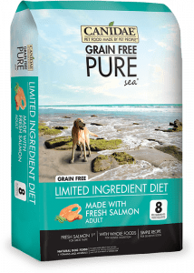 Canidae - Grain Free Pure Sea Packaging