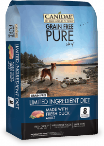 Canidae Grain Free Pure Sky Review Pet Food Reviewer