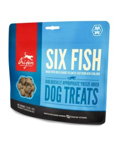 Orijen Freeze Dried Treats Six Fish