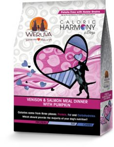 Weruva Harmony - Venison and Salmon Meal Dinner with Pumpkin