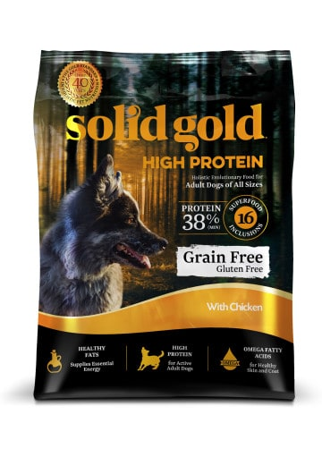 High Protein Meat Based Dog Food