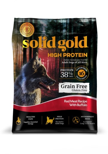 Solid Gold High Protein Cat Food