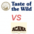 Taste of the Wild vs Acana Featured Image