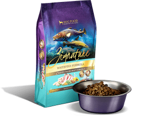 Zignature Dog Food Reviews >> Zignature - Whitefish Formula Review -Dry Dog Food - PetFoodReviewer