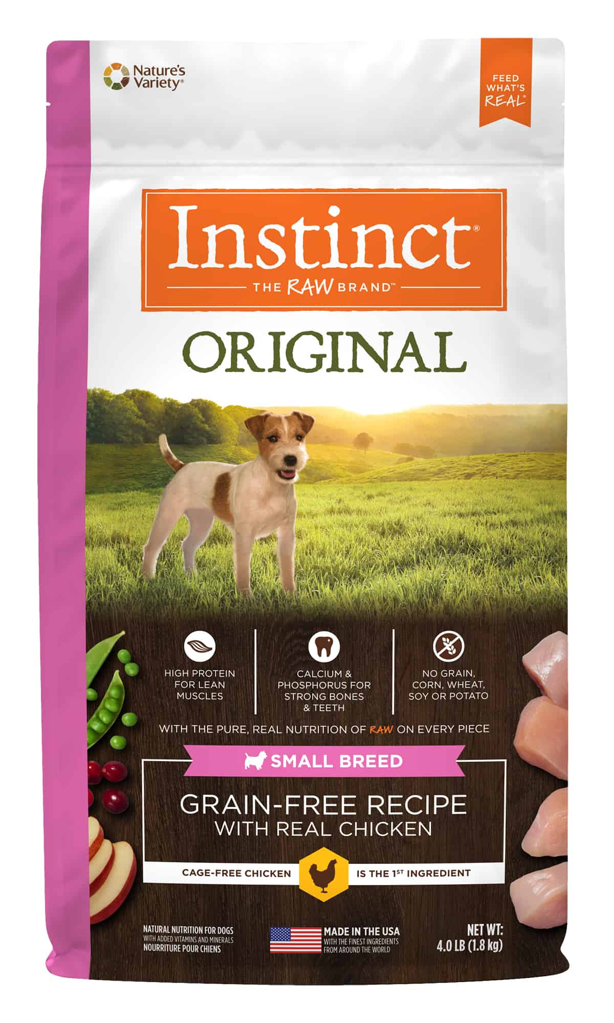 Nature S Variety Puppy Food Reviews