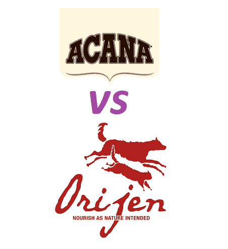 Acana Vs Orijen Comparison Guide Recalls Nutrition Ingredients