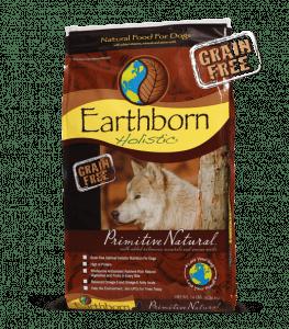 Earthborn Holistic Primitive Natural Packaging