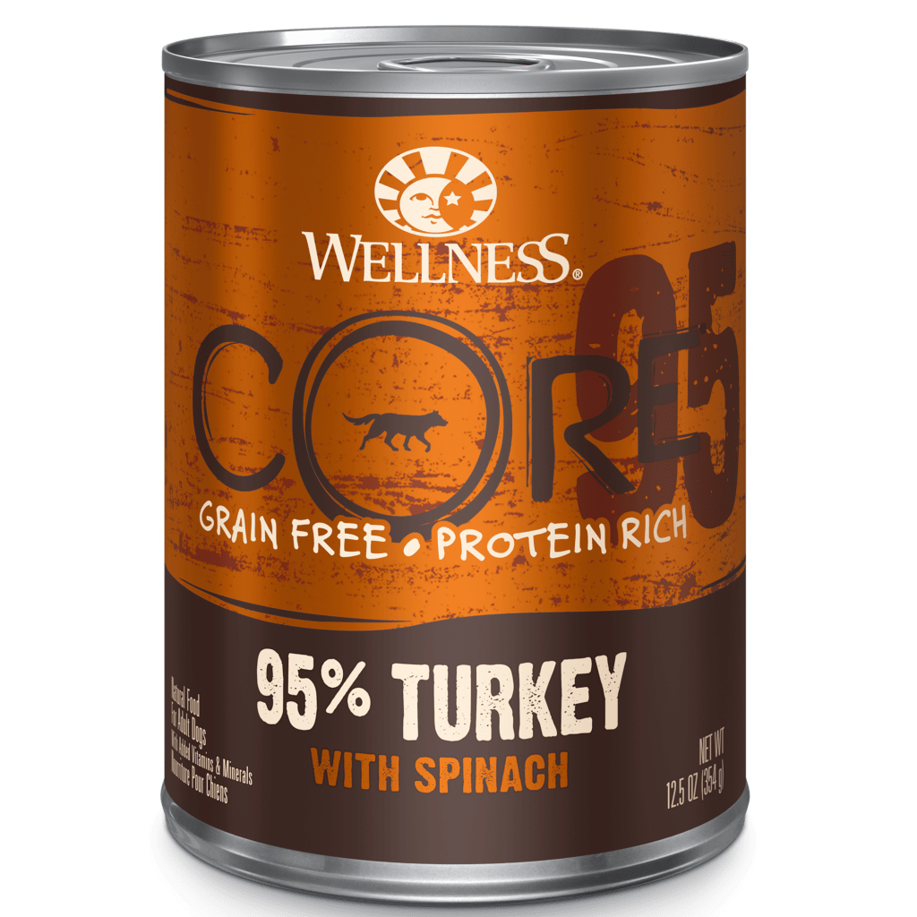 Wellness Core 95 Turkey With Spinach Review
