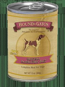 Hound & Gatos Original Paleolithic Diet Can