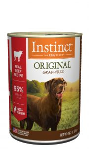 Nature's Variety Instinct Real Beef Can