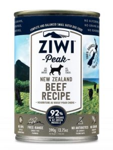 Ziwi Peak Moist Beef For Dogs Can